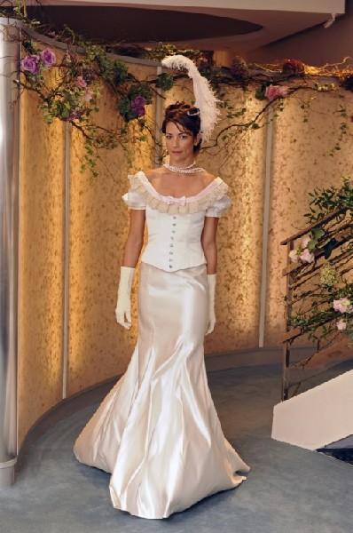 Suknie ślubne Inspirowane Dawną Epoką