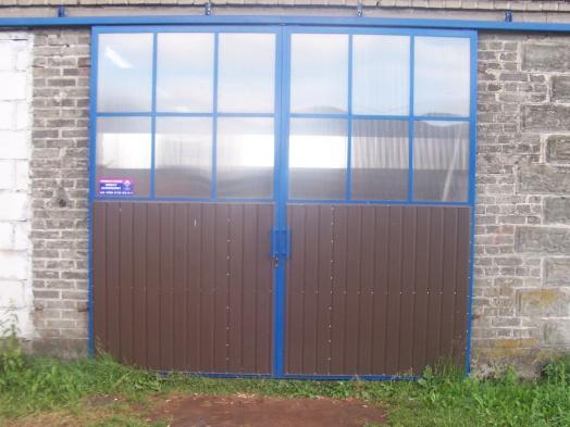 Drzwi Stalowe Do,garaży, Budynków  Inwentarskich I Produkcyjnych .