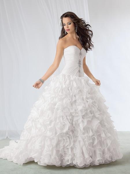 Wyjątkowo Piękne  Suknie ślubne 2013